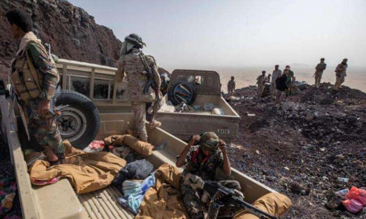الجيش يوجه ضربة موجعة للحوثيين في مأرب