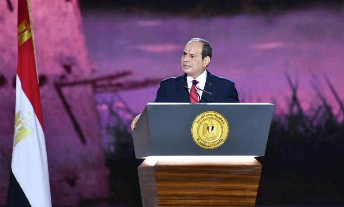 اخبار مصر / عكاشة عن تصريح السيسي بأن القلق غير لائق بمصر: الرئيس لم يقلل من أزمة سد النهضة
