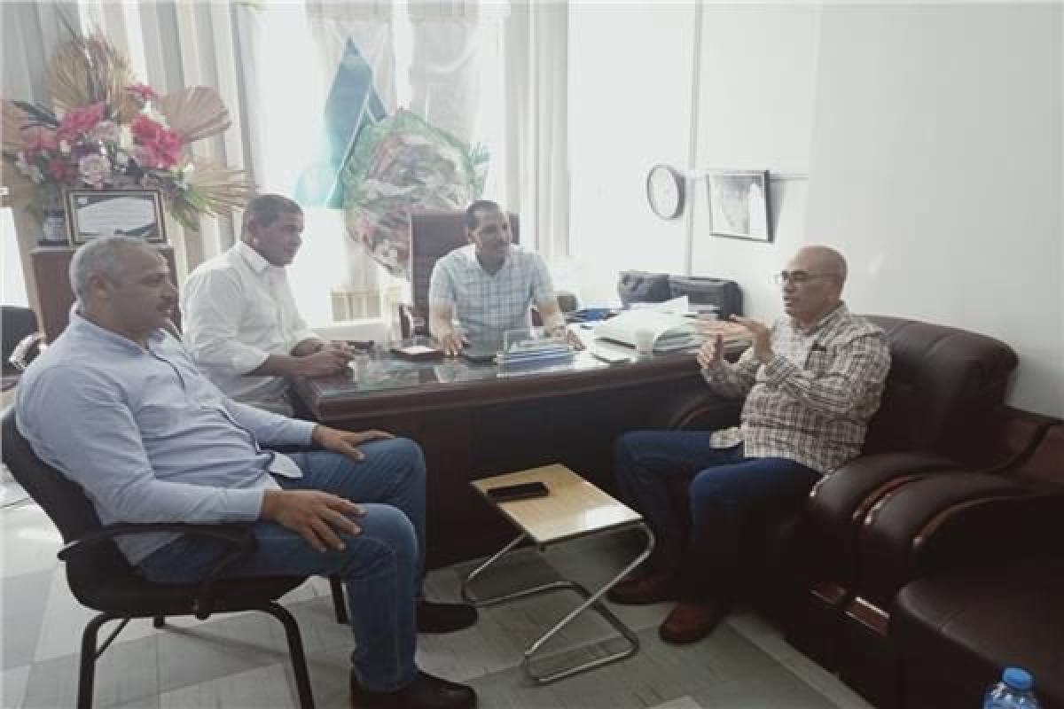 اخبار مصر / نقابة مهندسي أسيوط تتاقش مع «حياة كريمة» دعم المبادرة