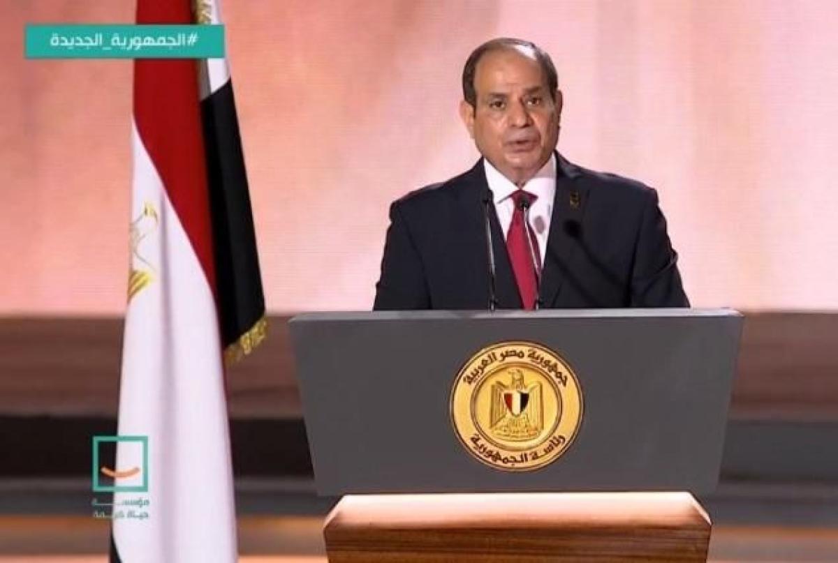 أمن مصر القومي خط أحمر لا يمكن اجتيازه.. ولن نسمح لأحد بالاقتراب من مقدرات الوطن بوابة الأسبوع