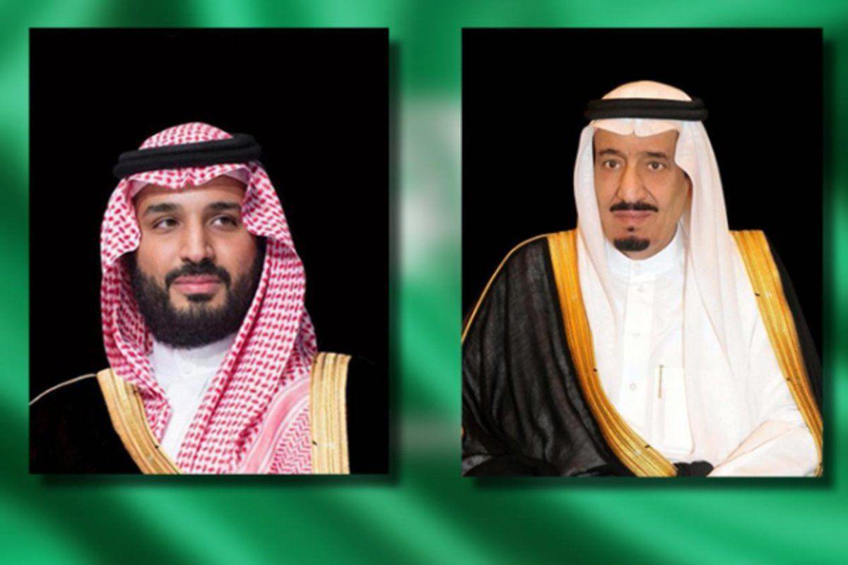 الملك وولي العهد يعزيان سلطان عُمان في ضحايا إعصار شاهين