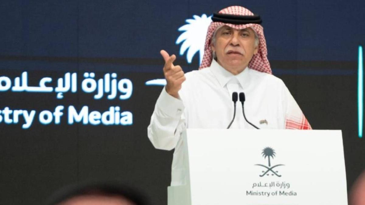 وزير الإعلام يكشف عن رقم قياسي حققته الصادرات السعودية غير النفطية