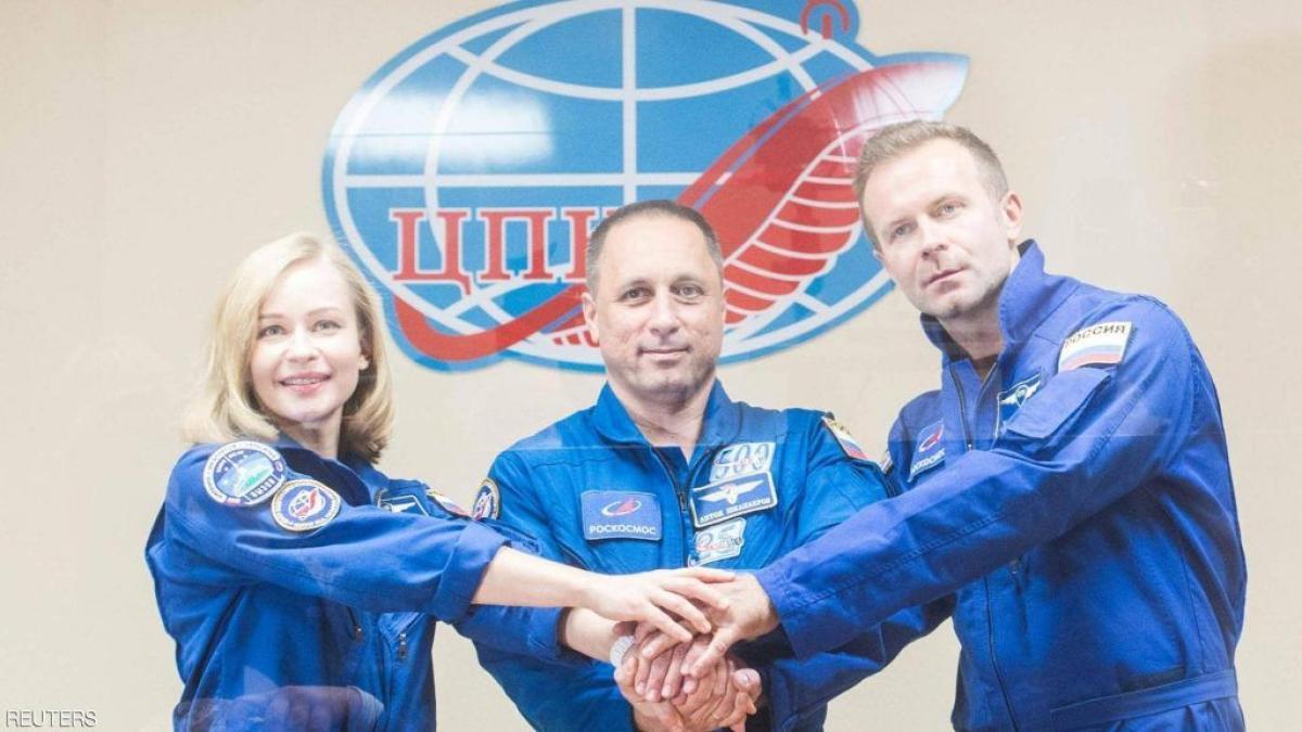 إقلاع مركبة فضاء روسية تقل طاقمًا سينمائيًّا لتصوير أول فيلم في الفضاء 12:33 مساءً5 أكتوبر, 2021