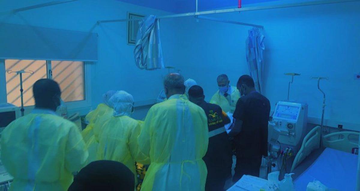 فرضية ناجحة.. انهيار مبنى يكشف جاهزية طوارئ مستشفى القريع بني مال