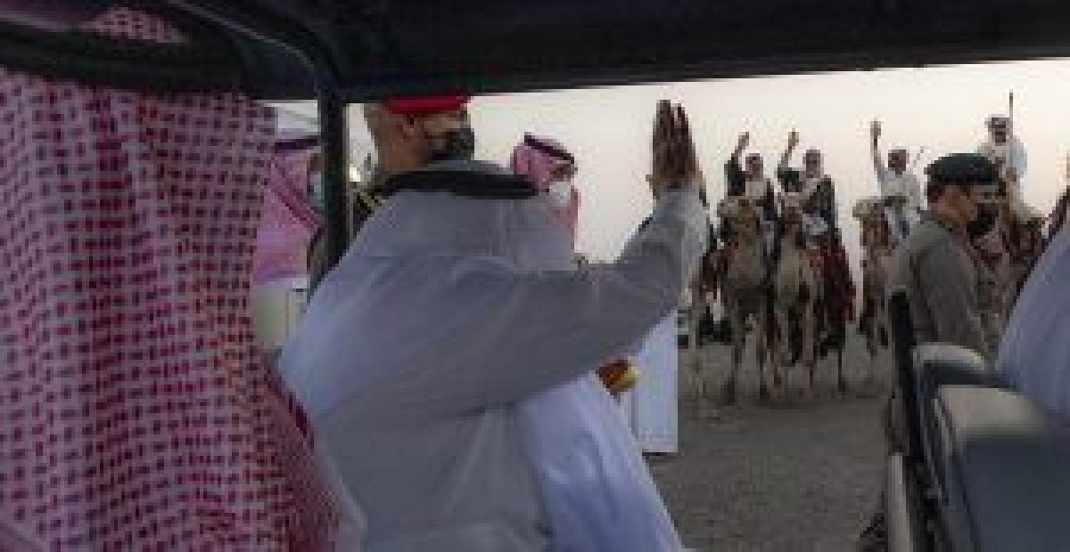 أمير القصيم يطلق مهرجان العقيلات لمزاد الإبل أبرز المواد