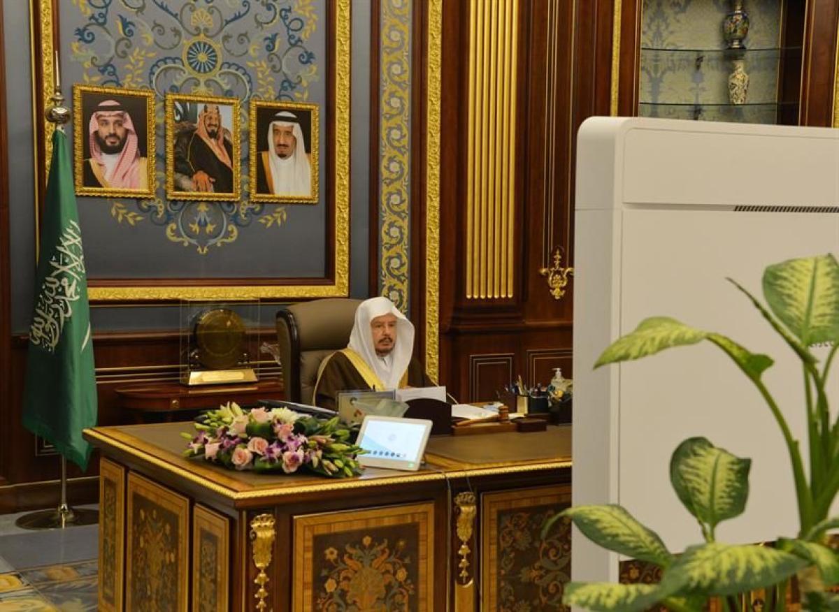 رئيس الشورى: المشاركة في قمة رؤساء برلمانات العشرين تجسد أهمية المملكة في هذه المجموعة ودورها أبرز المواد