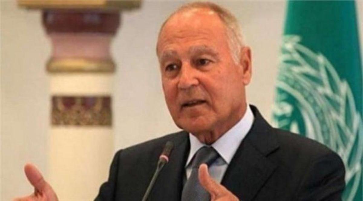 أمين الجامعة العربية يُندّد بقرار محكمة لدى المحتل السماح للمتطرف