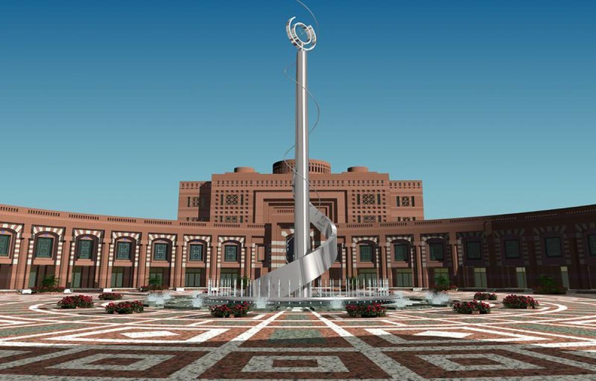 جامعة طيبة تصدر بيانًا بشأن عبارات غير لائقة متداولة لعضوة هيئة ت