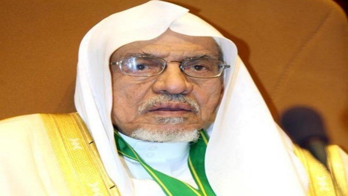 وفاة الأديب عبدالله بن إدريس في الرياض عن عمر يناهز 92 عاماً