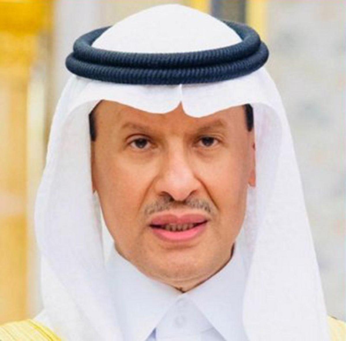 عبدالعزيز بن سلمان: الطلب على الطاقة الكهربائية يشهد زيادة مطردة