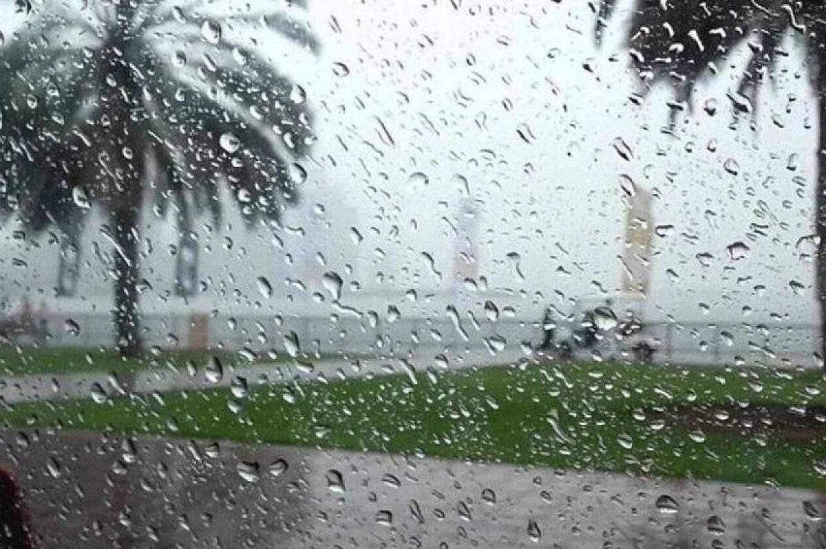 """""""الأرصاد"""": حالة أمطار من غزيرة إلى متوسطة على الباحة"""