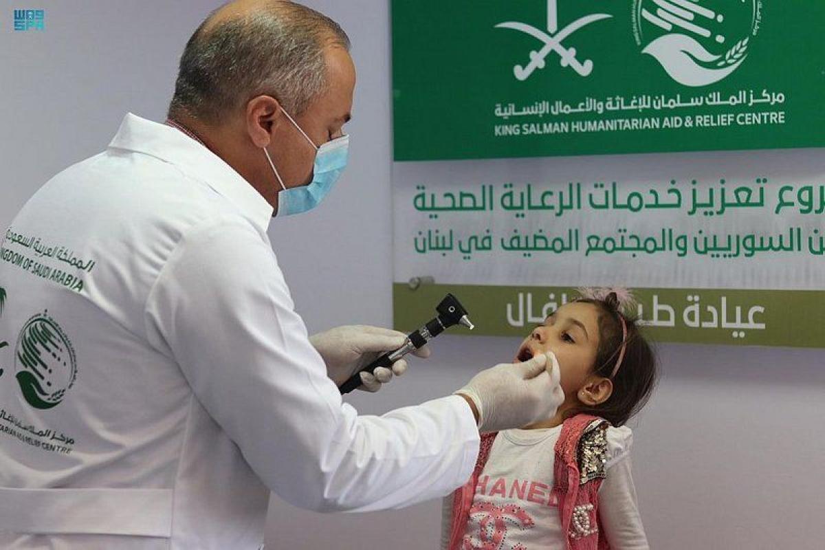 """بدعم سعودي.. """"عرسال الطبي"""" يقدم خدماته لـ9.781 مريضًا خلال شهر"""