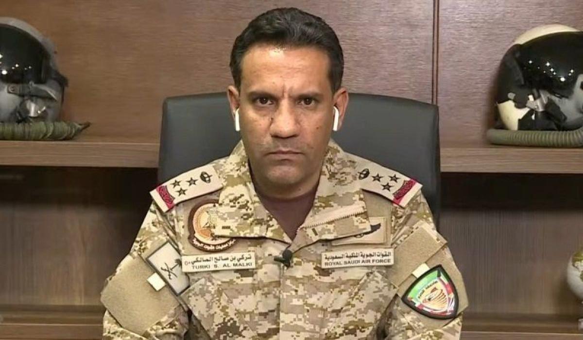 """""""التحالف"""": الدفاع الجوي السعودي يعترض مسيرة """"ثانية"""" أطلقت باتجاه"""
