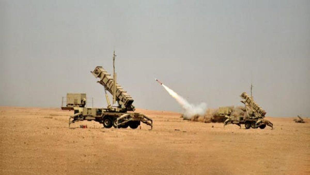 #التحالف: الدفاعات السعودية تعترض وتدمر صاروخا باليستيا ومسيرة تج