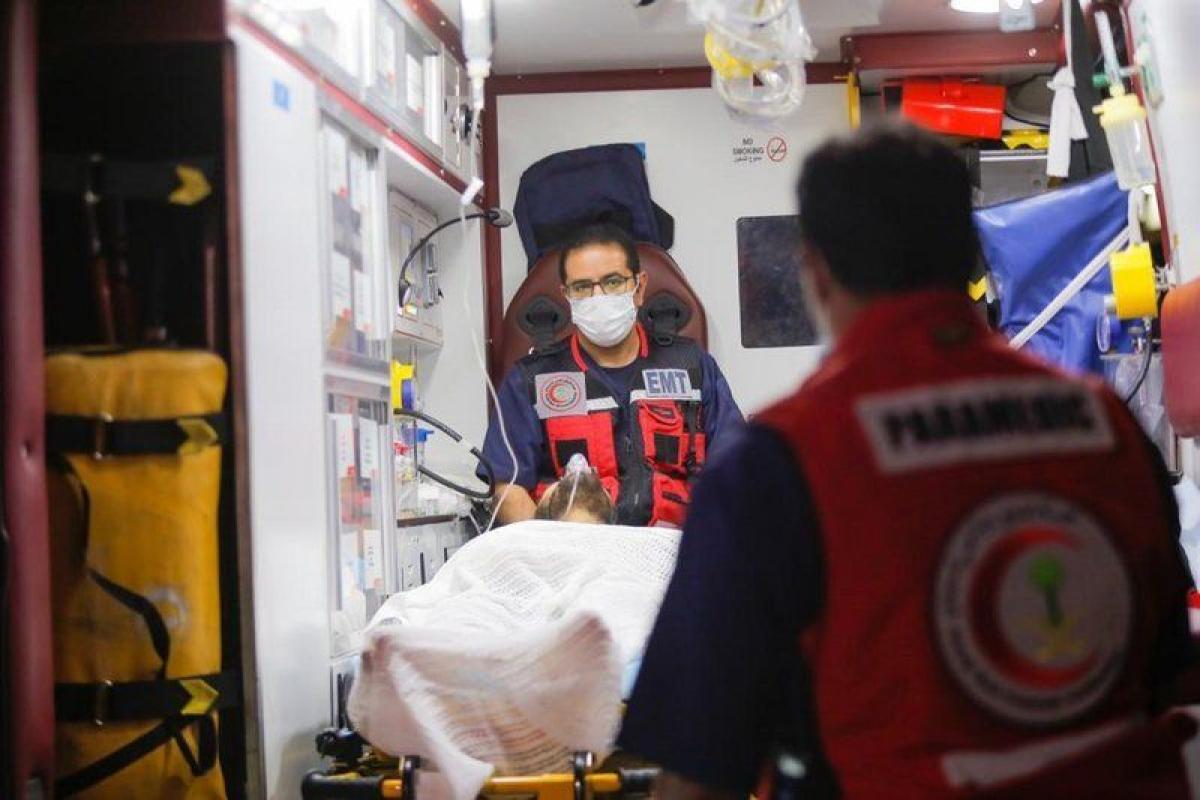 هلال الطائف يباشر أكثر من 2700 حالة إسعافية خلال سبتمبر الماضي