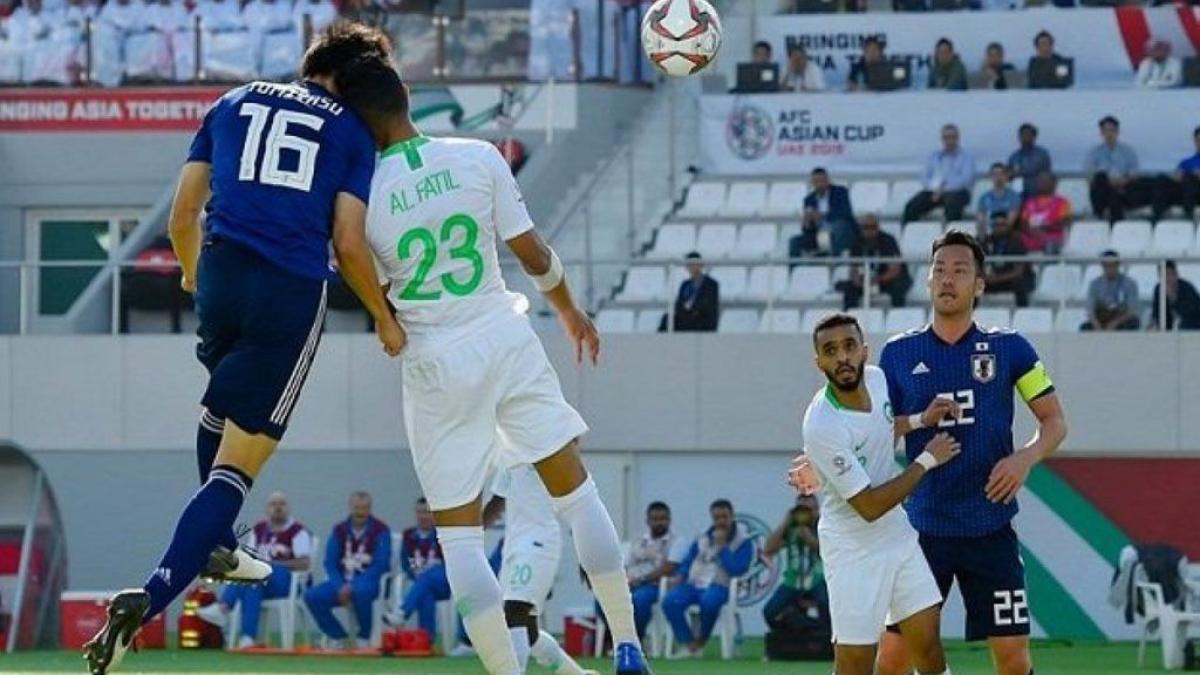 قناة مفتوحة تذيع مباراة الأخضر واليابان في تصفيات كأس العالم 2022 أبرز المواد