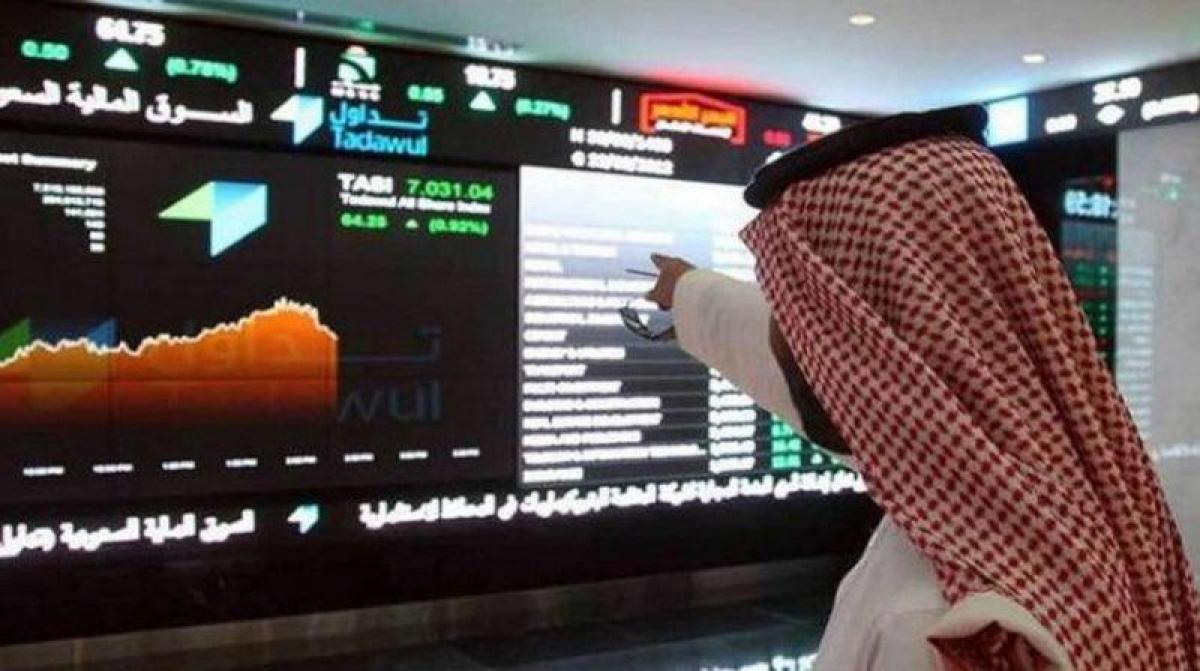 """مؤشر """"الأسهم السعودية"""" يغلق مرتفعًا عند 11591.33 نقطة"""