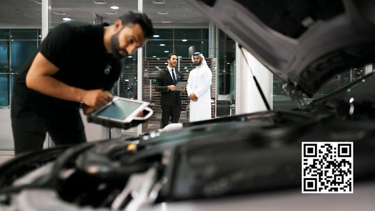 """عروض صيانة خاصة من """"الجفالي"""" لمُلاك سيارات مرسيدس - بنز 2017 وما"""