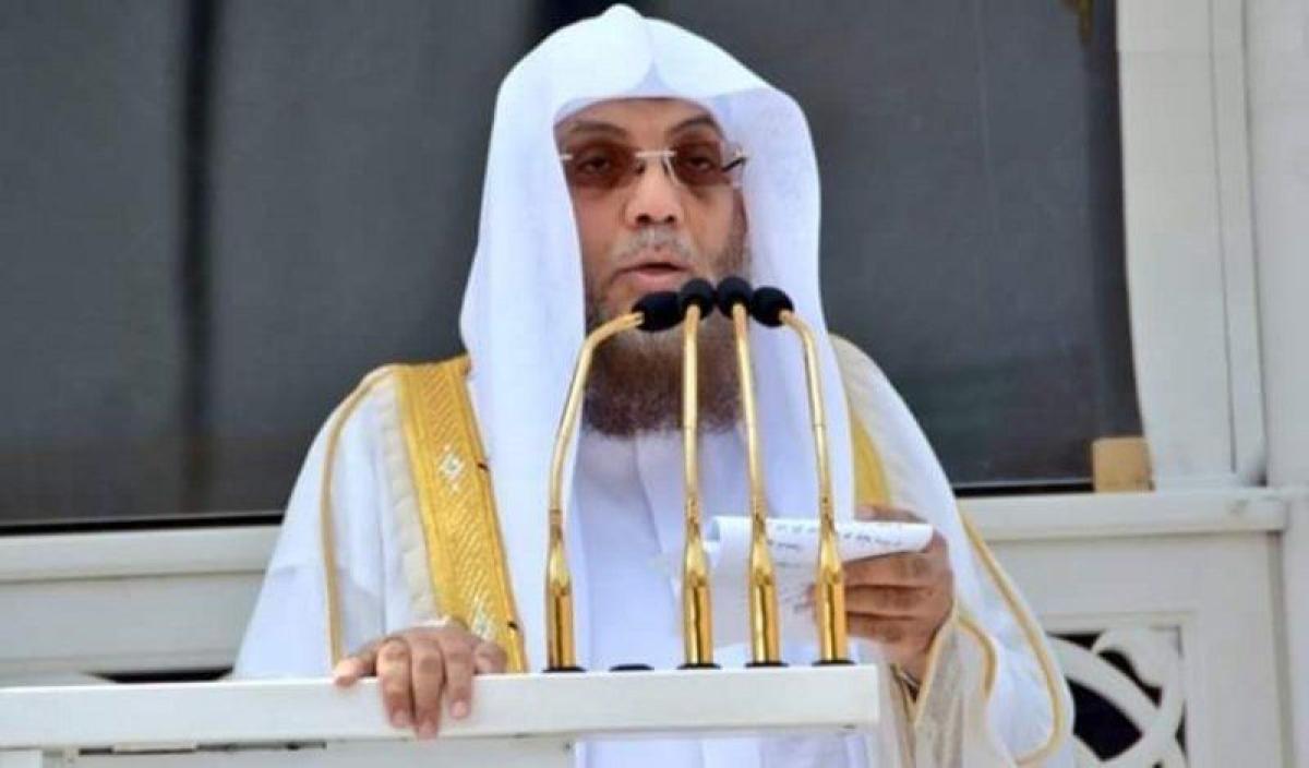 خطيب الحرم المكي: العبدُ السالكُ إلى ربّه لا تبقى في قلبِه إلا مح