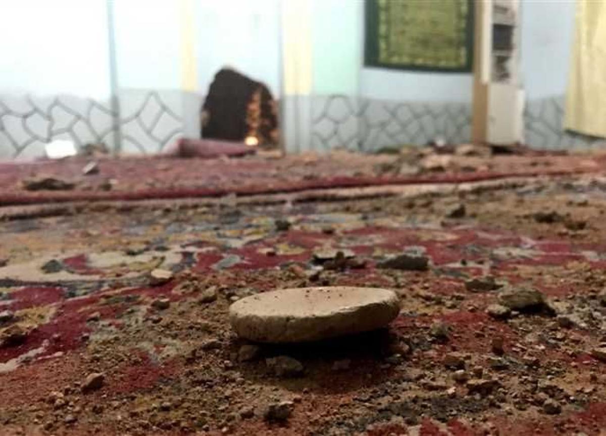100 قتيل وعشرات الإصابات في انفجار مسجد قندوز الشيعي.. وطالبان تتهم القاعدة أبرز المواد