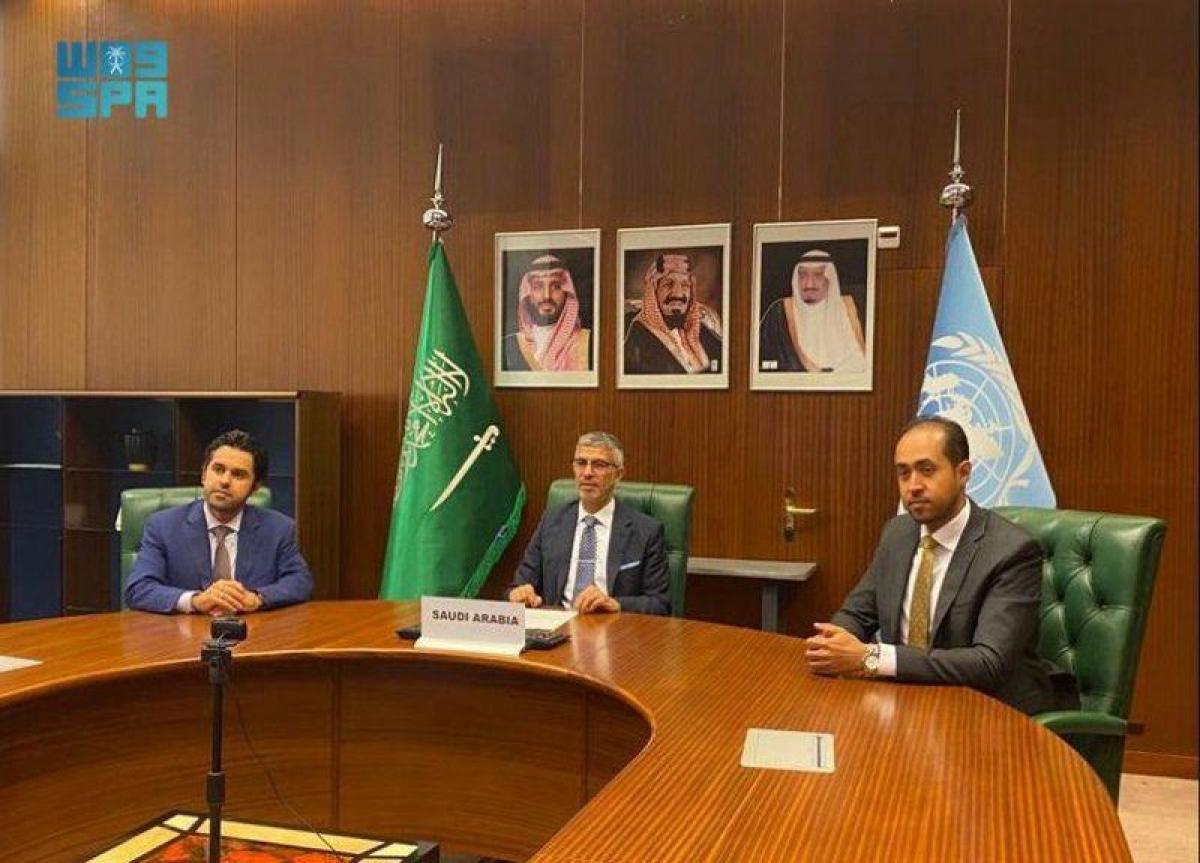 المملكة تدعو إلى تطبيق قرارات مجلس الأمن ودعم جهود للوصول لحل سيا