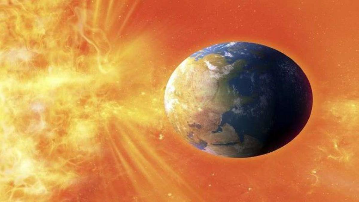 عاصفة شمسية ضخمة تضرب الأرض.. وتهدد شبكات الطاقة