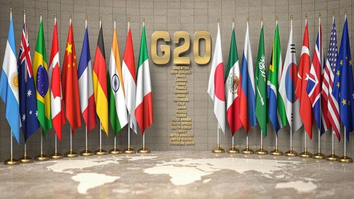 اجتماع استثنائي لقادة مجموعة العشرين بشأن أفغانستان
