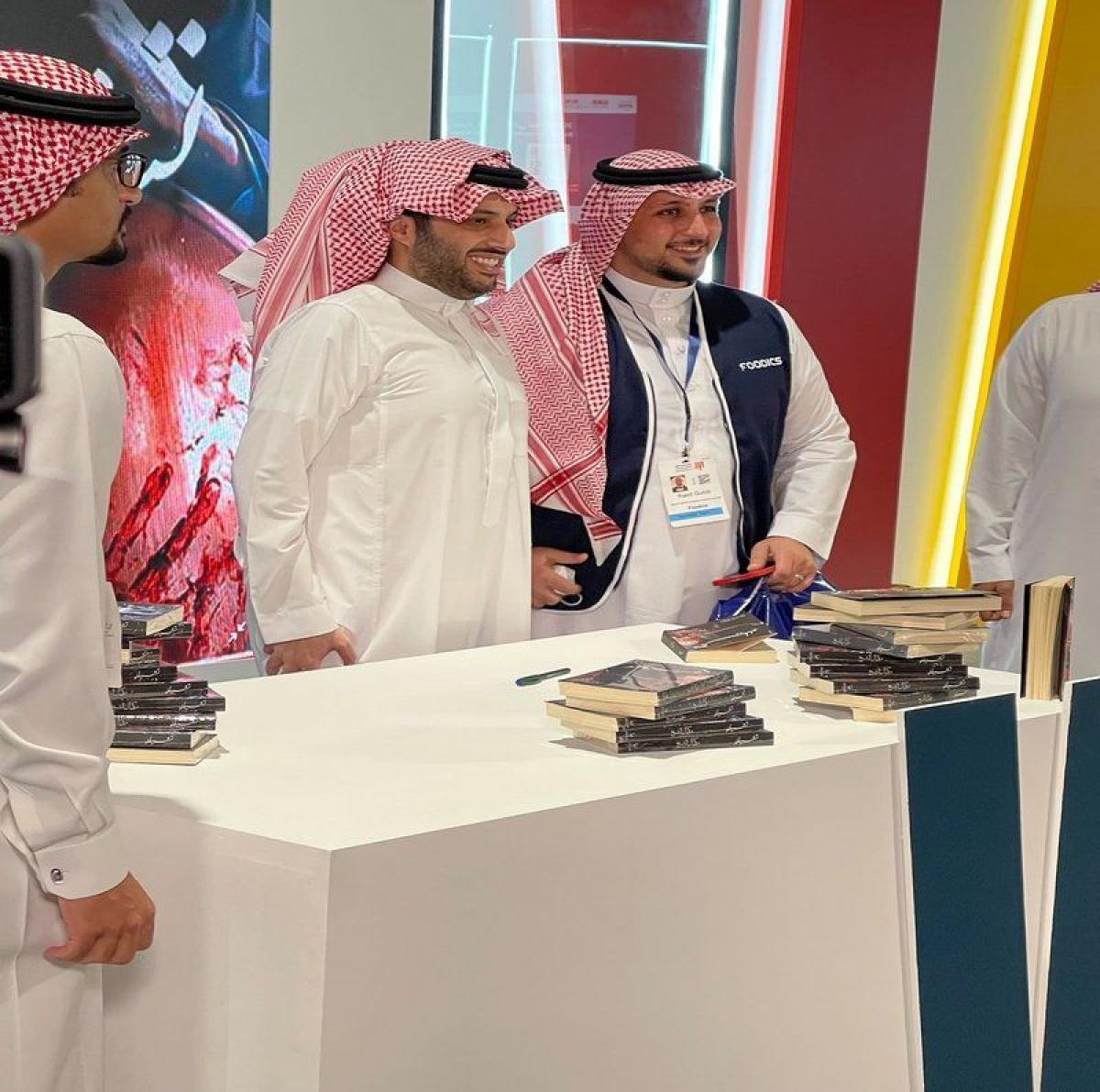 """""""فودكس"""" لـ""""سبق"""": وفرنا تجربة رقمية متكاملة للعملاء بمعرض الرياض ا"""